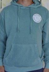 Blueline Surf + Paddle Co. Original Hoodie Mint