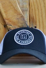 Blueline Surf + Paddle Co. Original Curved Black\White
