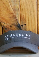 Blueline Surf + Paddle Co. BL Visor Charcoal
