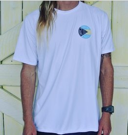 Blueline Surf + Paddle Co. Original UV UPF 30 SS Bahamas