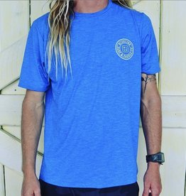 Blueline Surf + Paddle Co. Original UV SS Royal\White