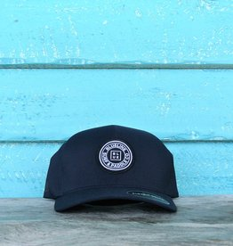 Blueline Surf + Paddle Co. Delta FlexFit Curved Original Navy
