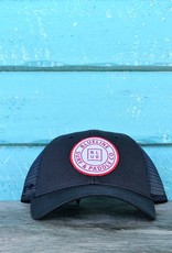 Blueline Surf + Paddle Co. Original Curved Navy\Navy\Red