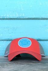 Blueline Surf + Paddle Co. Original Curved Mango\Steel\Aqua