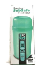 Blueline Surf + Paddle Co. Sub Safe Dry Container Seafoam