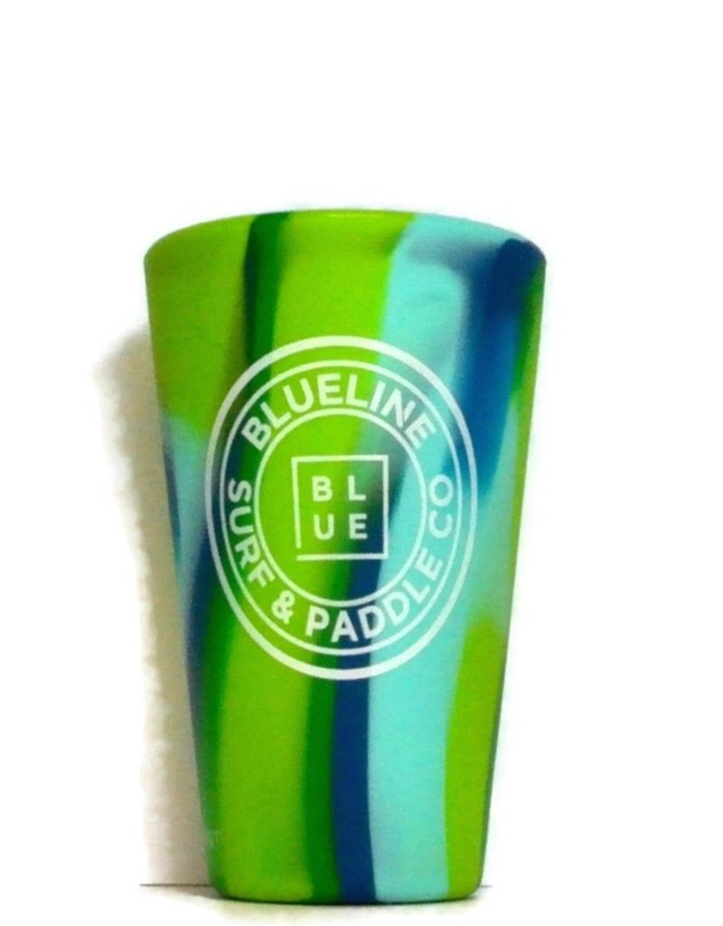 Blueline Surf + Paddle Co. BL Sili Pint Sea Swirl