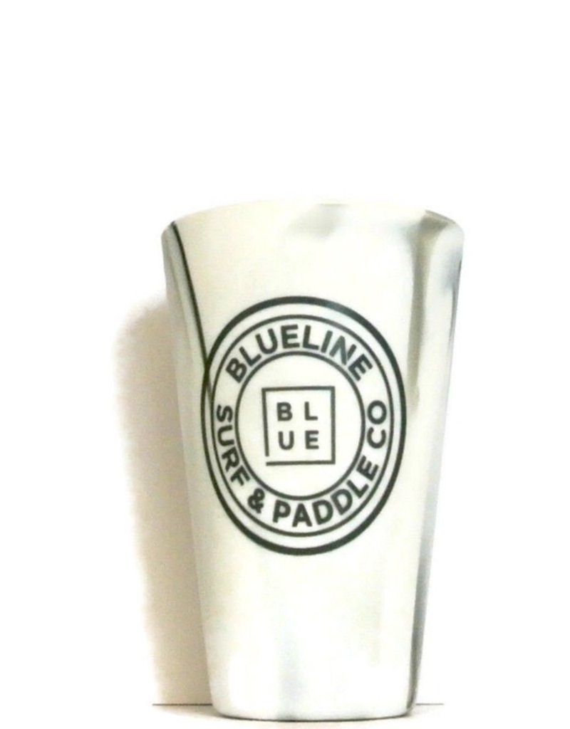 Blueline Surf + Paddle Co. BL Sili Pint White Marble