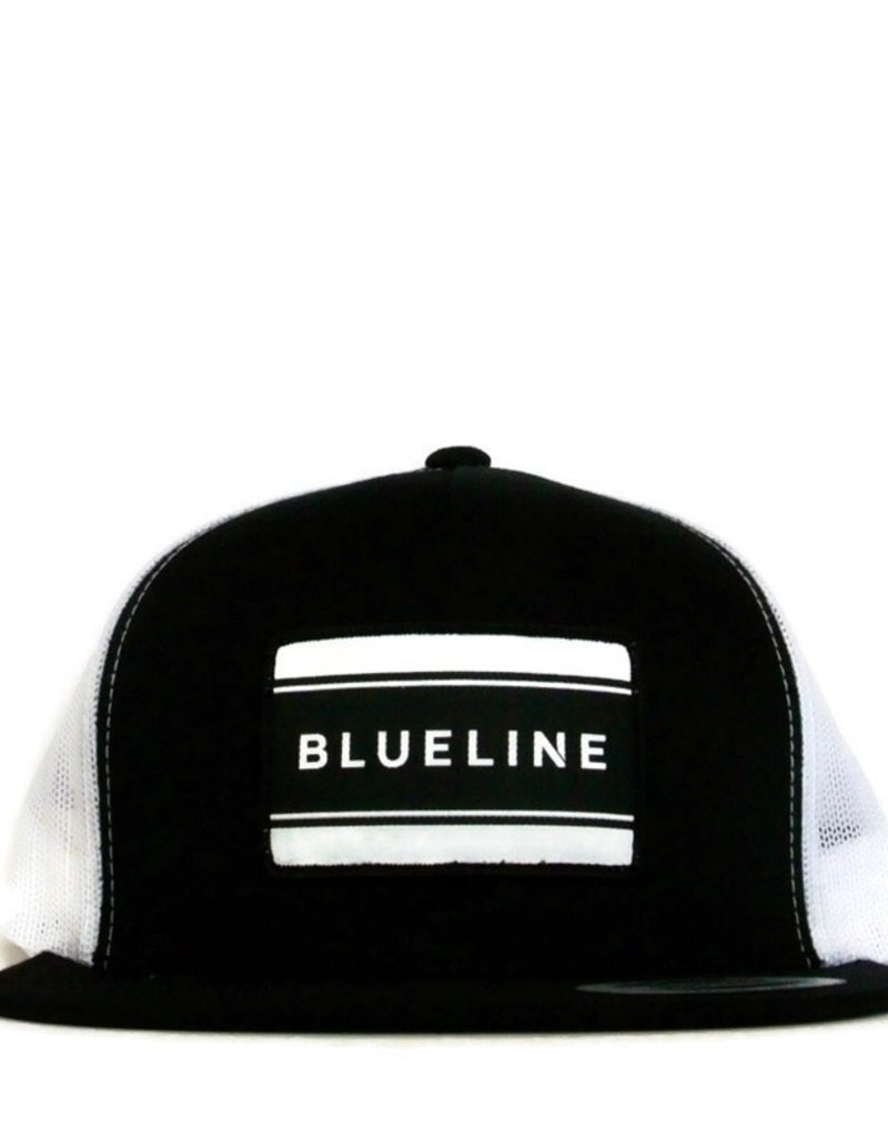 Blueline Surf + Paddle Co. Sport Black\White
