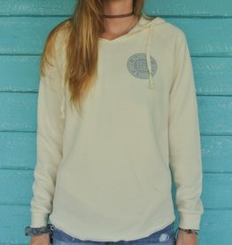 Blueline Surf + Paddle Co. Original Hoodie Bone\Gray