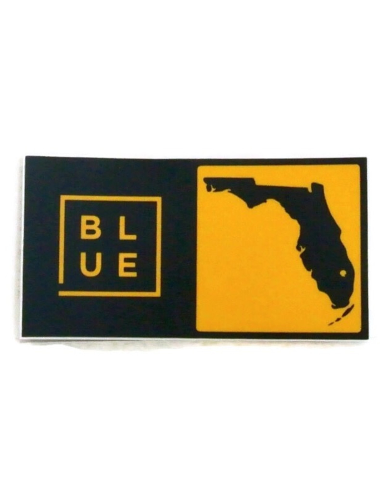 Blueline Surf + Paddle Co. Blueline Team Florida Box Sticker UCF Knights