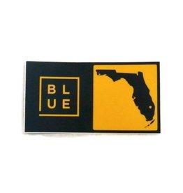Blueline Surf + Paddle Co. Blueline Team Florida Box Sticker UCF Knights