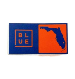 Blueline Surf + Paddle Co. Blueline Team Florida Box Sticker UF Florida Gators