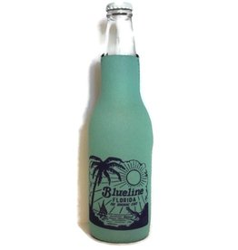 Blueline Surf + Paddle Co. Blueline Bottle Koozie Sunshine State