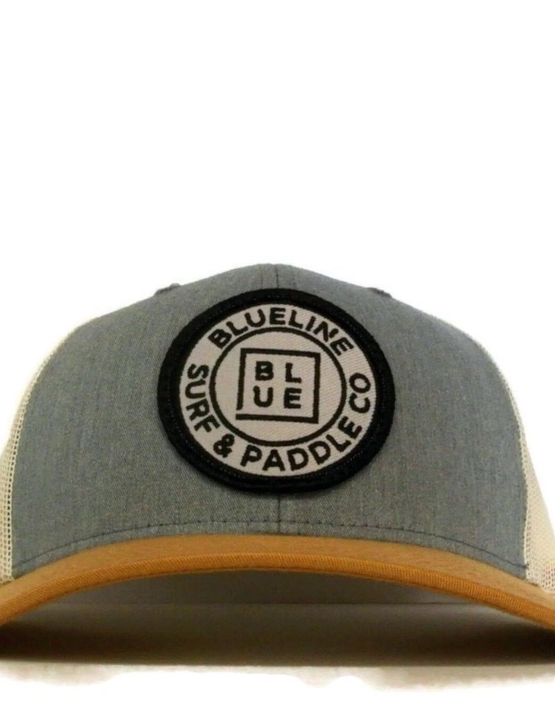 Blueline Surf + Paddle Co. Curved Original H. Gray\Birch\Biscuit