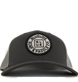Blueline Surf + Paddle Co. Curved Original Charcoal\Gray