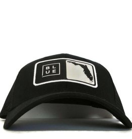Blueline Surf + Paddle Co. Curved Florida Box Black