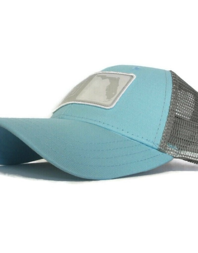 Blueline Surf + Paddle Co. Curved Florida Box Frost\Steel