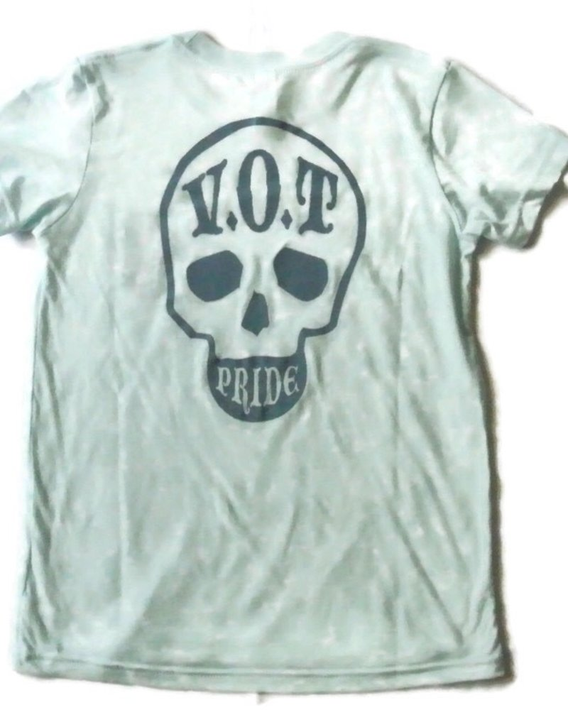 V.O.T. PRIDE YOUTH V.O.T. Tee ICE BLUE