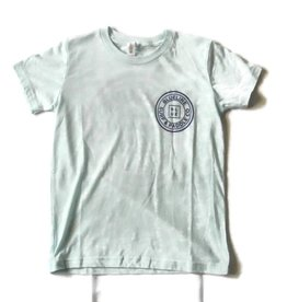 Blueline Surf + Paddle Co. youth original tee ice blue