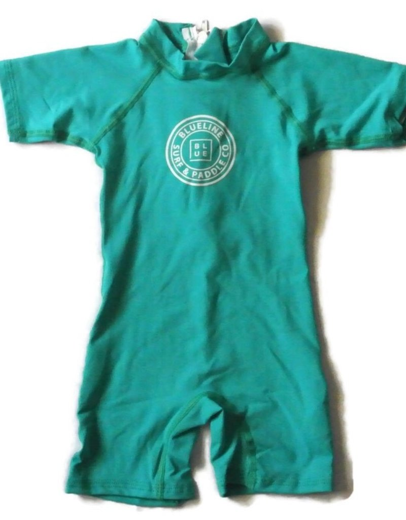 Blueline Surf + Paddle Co. Original Baby UV Jumper MARINE
