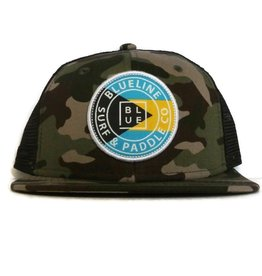Blueline Surf + Paddle Co. youth original bahamas camo\black