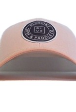 Blueline Surf + Paddle Co. Original Curved Mango Oxford\White\Purple