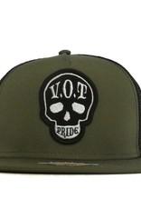V.O.T. PRIDE VOT Pride Hat OLIVE\BLACK