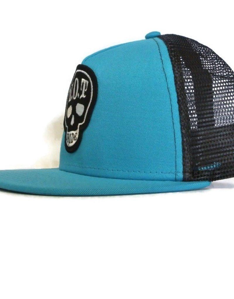 V.O.T. PRIDE VOT Pride Hat TURQUOISE\BLACK