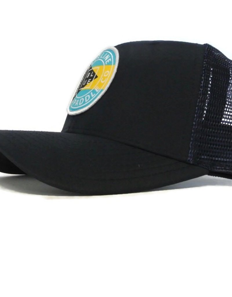 Blueline Surf + Paddle Co. Original Curved Bahamas Navy