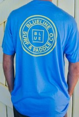 Blueline Surf + Paddle Co. The Original Blue Heather\Yellow