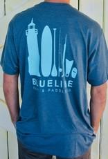 Blueline Surf + Paddle Co. The Lifestyle Navy Heather\Jade