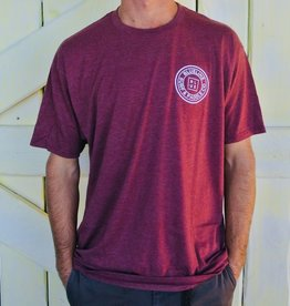 Blueline Surf + Paddle Co. The Original Burgundy\White