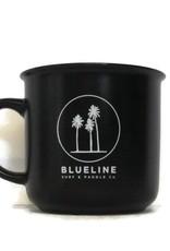 Blueline Surf + Paddle Co. Blueline Coffee Mug 16 oz. PALM TREES