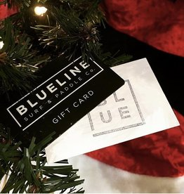 Blueline Surf + Paddle Co. $60 Gift Card