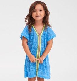 Pitusa PitUSA Girls' Abaya Dress BLUE