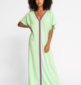 Pitusa PitUSA Pima Abaya Dress PISTACHIO