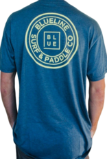 Blueline Surf + Paddle Co. The Original Navy Heather\Yellow