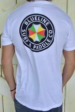 Blueline Surf + Paddle Co. Blueline Arnold Palmer Umbrella White