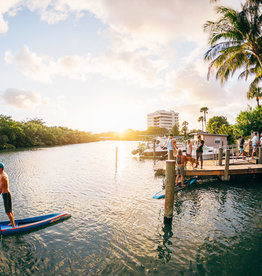 Blueline Surf + Paddle Co. ACTIVITIES Daily Stand-Up Paddleboard Rental
