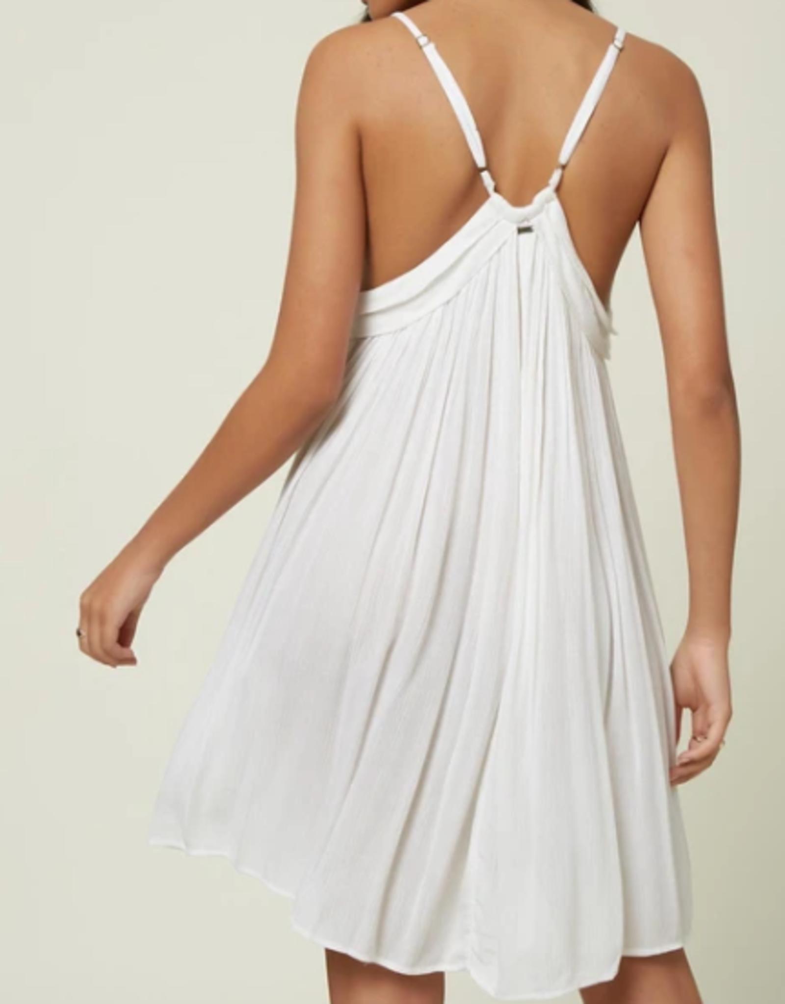 O'Neill Swim Saltwater Solids Dress White
