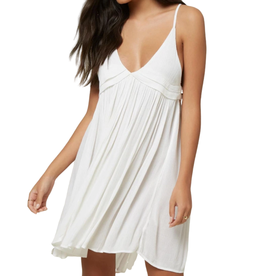 O'Neill Swim Saltwater Solids Dress White