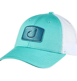 Avid Iconic Fishing Trucker Seafoam