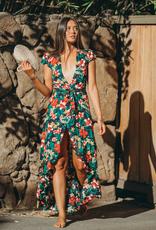 XIX Palms Waikoloa Wrap Dress