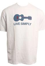 Patagonia Live Simply Guitar Tee