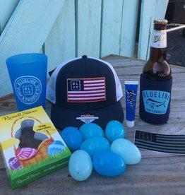 Blueline Surf + Paddle Co. USA Pride Easter Basket