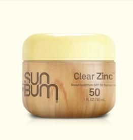 Sun Bum Sun Bum SPF 50 Clear Zinc Oxide 1 oz.
