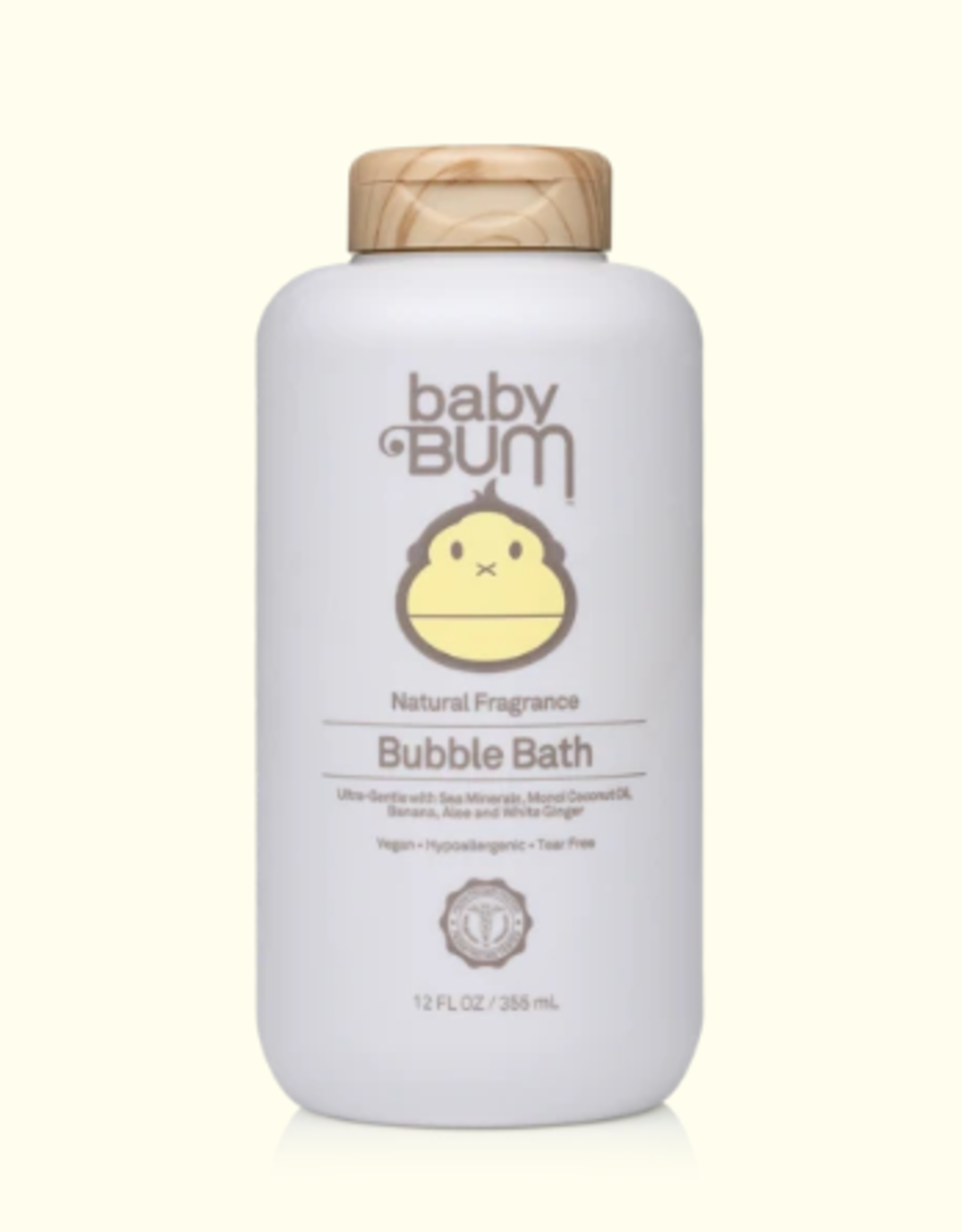 Sun Bum Baby Bum Bubble Bath 12 oz.