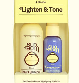 Sun Bum Sun Bum Blonde Lighten and Tone Kit