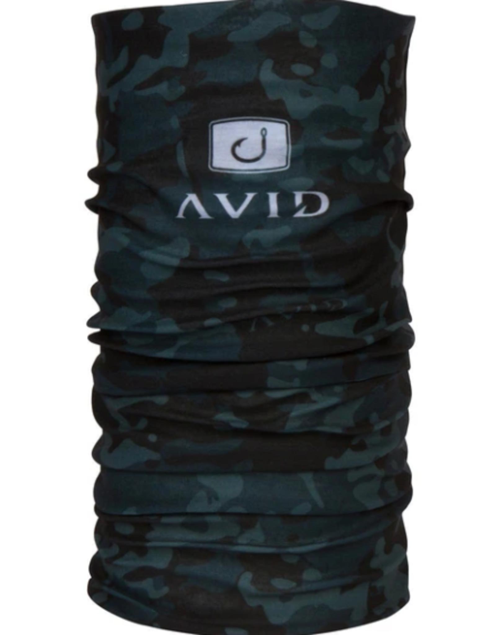 Avid Avid Fishing Sun Mask Black Camo
