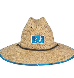 Avid Sundaze Straw Hat Poolside Palms